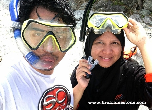 Snorkeling Activities In Sibu Island