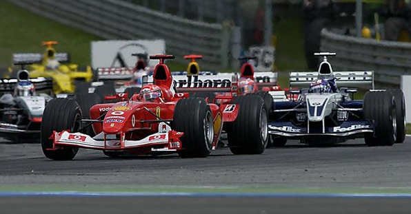 4 New Locations Added in 2014 F1 Calendar
