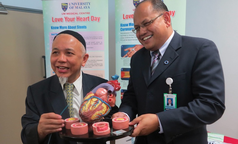 Most Malaysians Not Pro-Active On Coronary Heart Disease