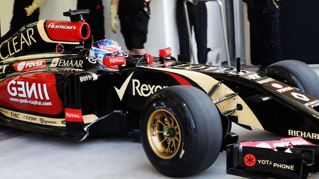 #F1 Lotus Switch to Mercedes Power for 2015