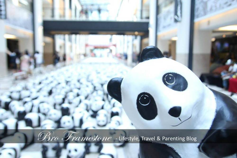 The 1600 Pandas World Tour Exhibition