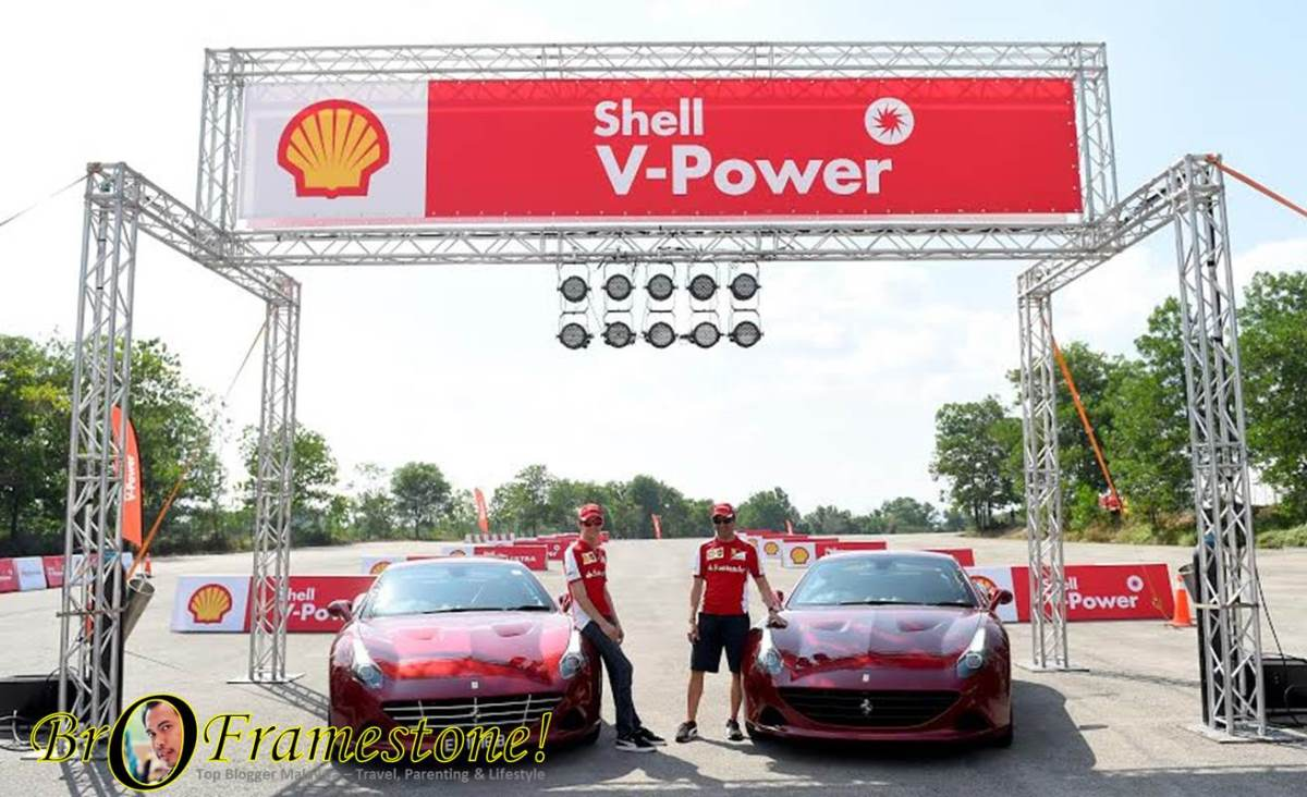 Shell Gets Scuderia Ferrari Drivers' Hearts Racing