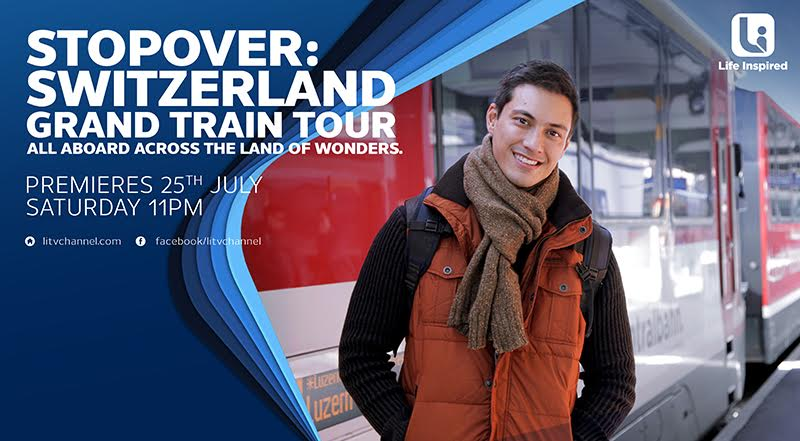 Stopover Switzerland Grand Train Tour