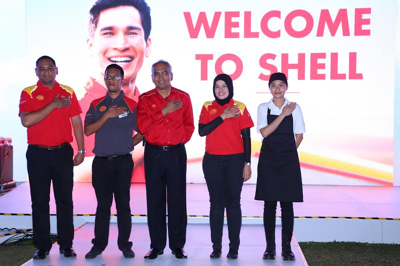 "Shell Malaysia kicked-off ""Welcome to Shell"""