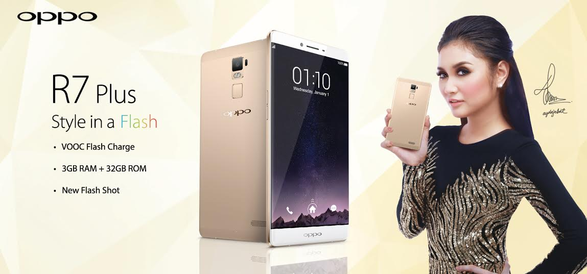 OPPO Collaborates With Ayda Jebat