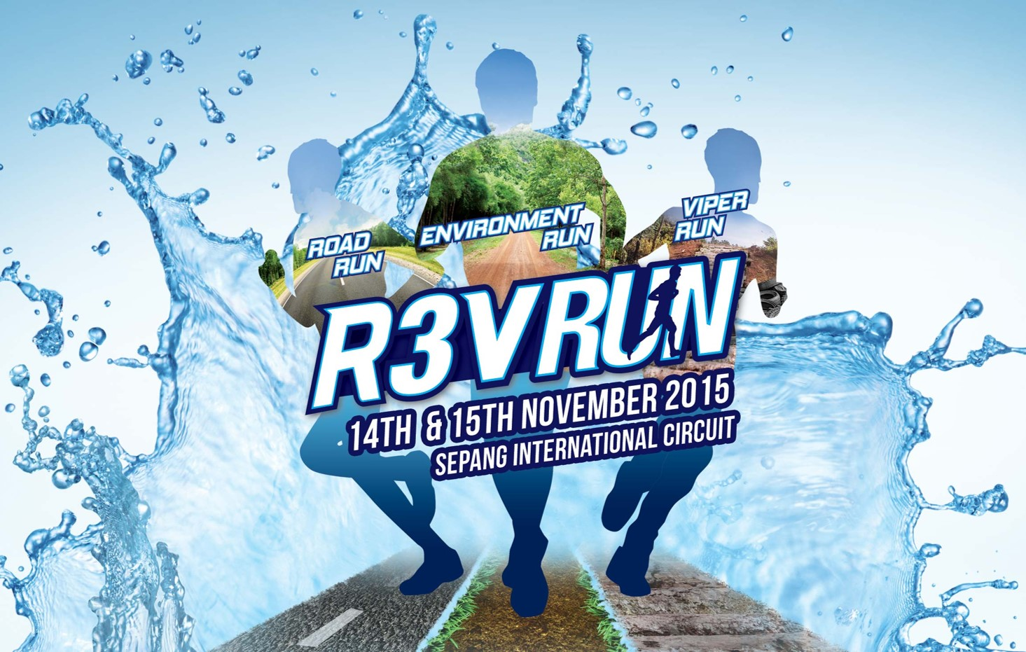 Rev-Up your run at REVRUN