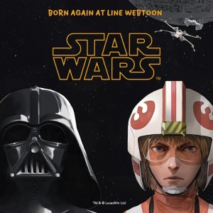 LINE Webtoon - Star Wars Digital Comic Series
