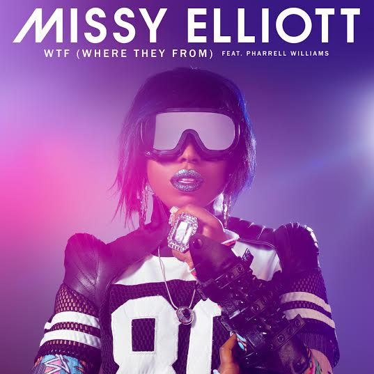 Missy Elliott New Single – WTF (Where They From)