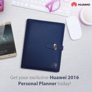 Huawei Exclusive Personal 2016 Planner