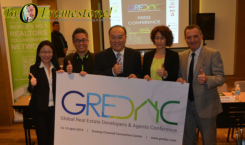 Global Real Estate Developers and Agents Conference 2016