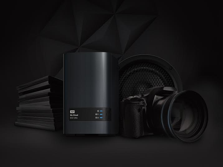 Western Digital Introduces the My Cloud EX2 Ultra