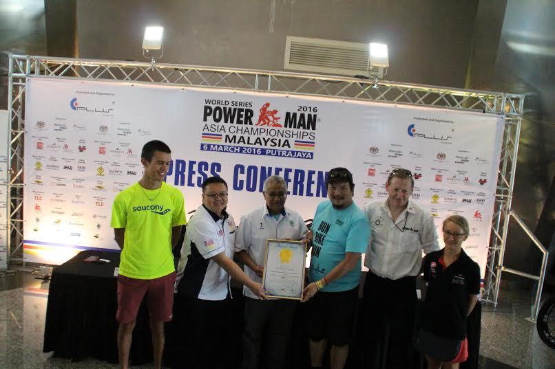 Powerman Asia Duathlon Championships 2016 Officially Breaks Record