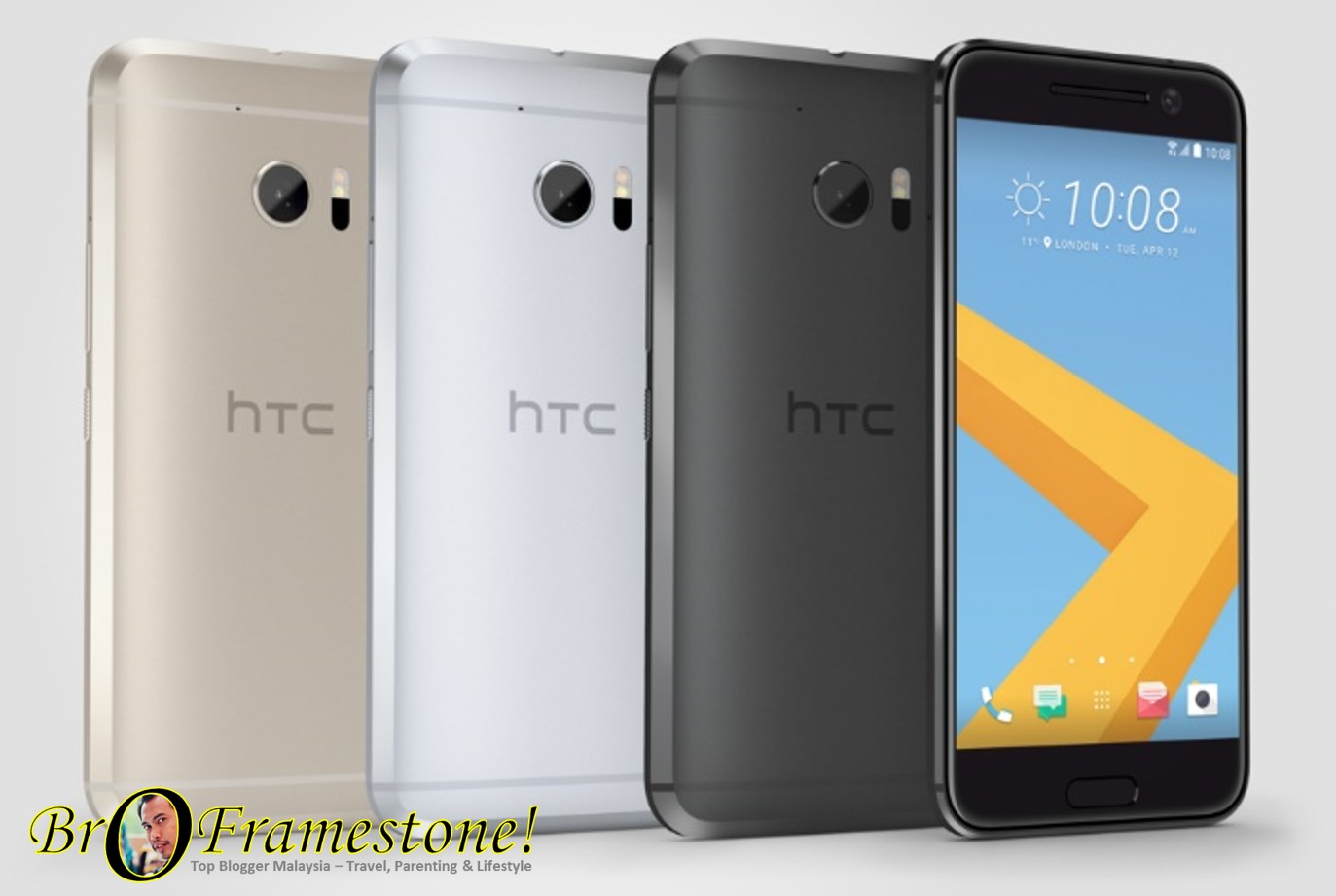 HTC Launch of its Latest Smartphone – HTC 10