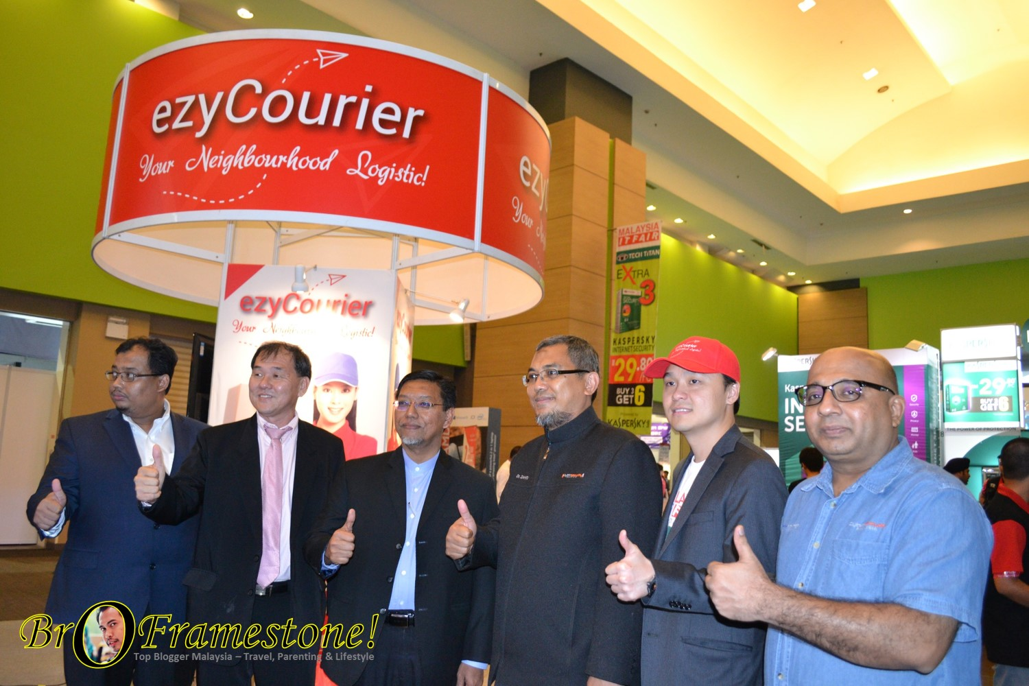 ezyCourier Malaysia Provides Express Delivery Services