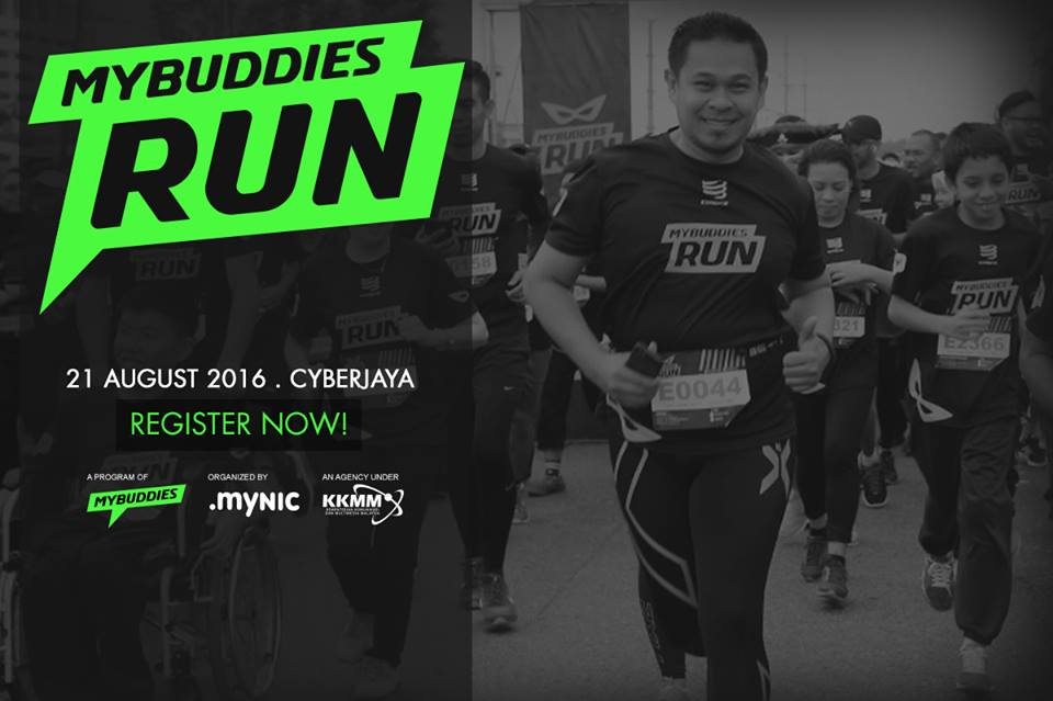 myBuddies Run 2016