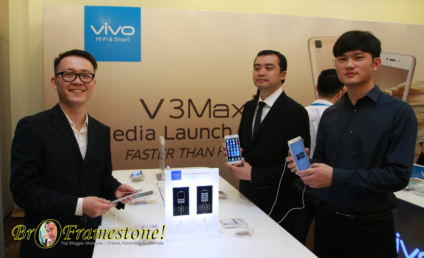 vivo officially launches V3Max in Malaysia