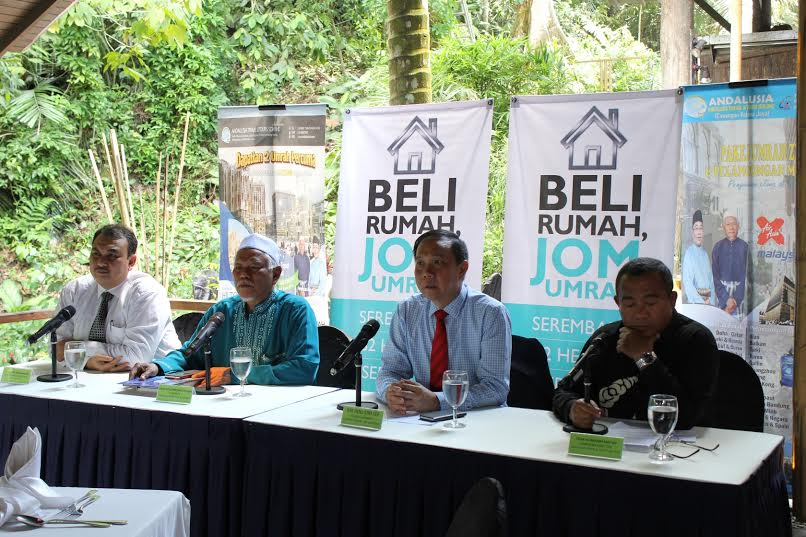 A collaboration between IJM Land Bhd and Andalusia Travel & Tours Sdn Bhd