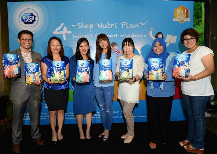 Dutch Lady Malaysia Share Nutrition & Nurturing Guidance