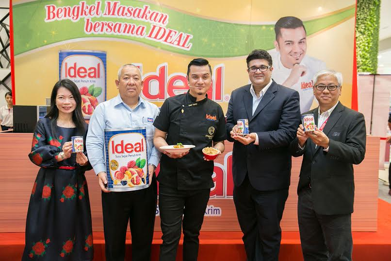 IDEAL® Inspires Malaysians with Chef Dato' Fazley Yaakob