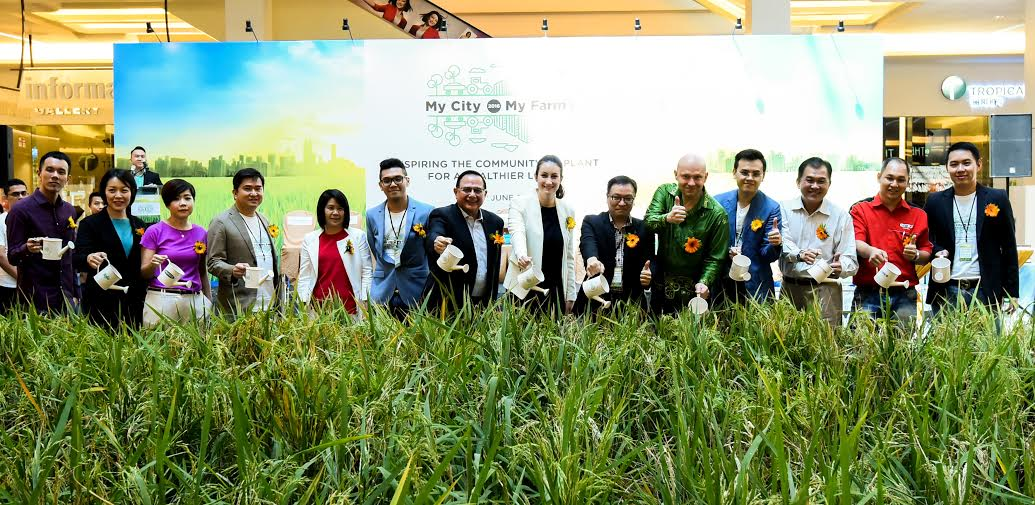 My City . My Farm 2016 at Tropicana City Mall