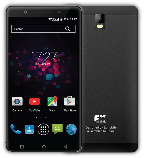 EXMobile Chat 6 - The Budget Phablet for RM359