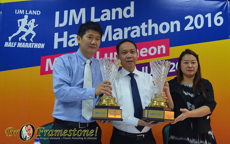 IJM Land Half Marathon 2016 – Challenge Trophy Introduced For the First Time