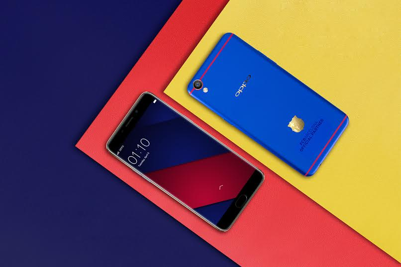 OPPO F1 Plus BC Barcelona Edition