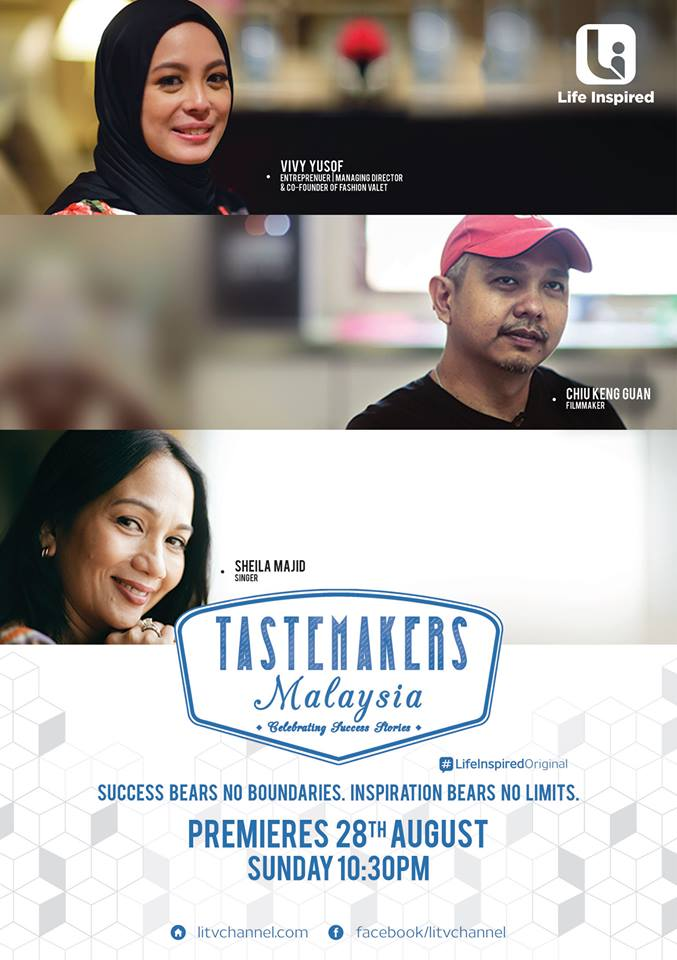 Tastemakers Returns for its Fourth Season - Tastemakers Malaysia
