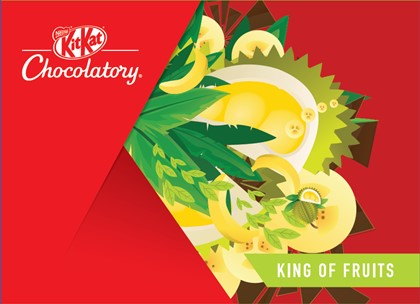 kit kat King of Fruits