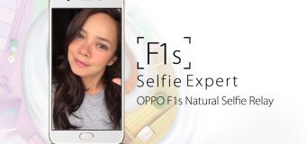 OPPO F1s Challenges You to Take a Natural Selfie