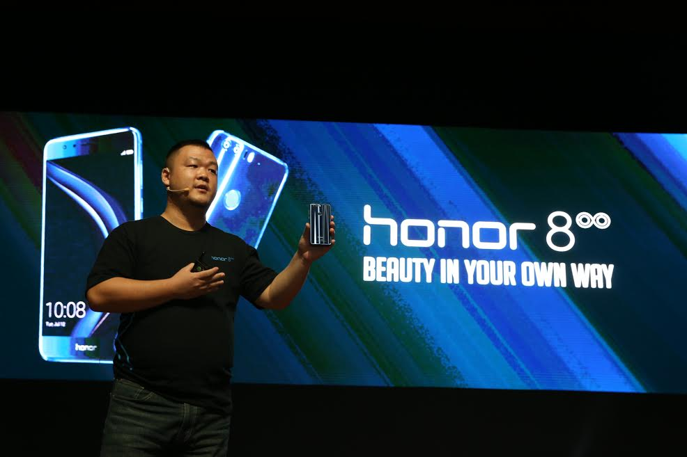 honor 8 - Allen An, E-Commerce Director of honor Malaysia