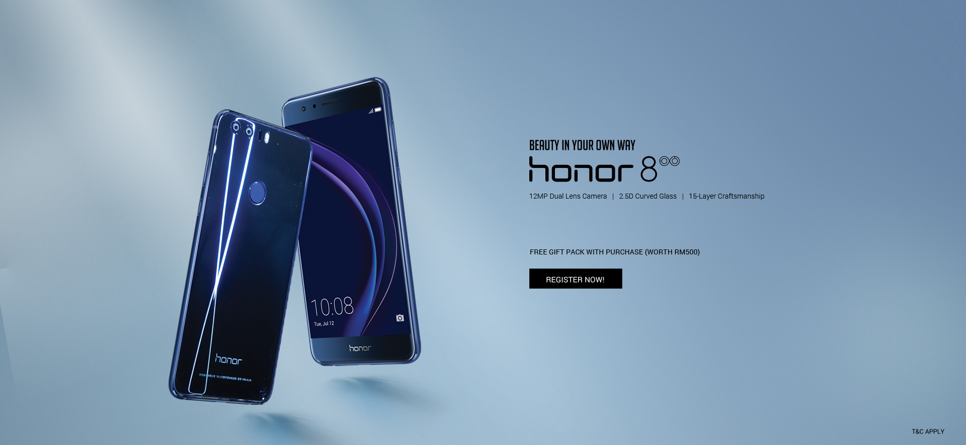 Get Your Honor 8 On The 8th!