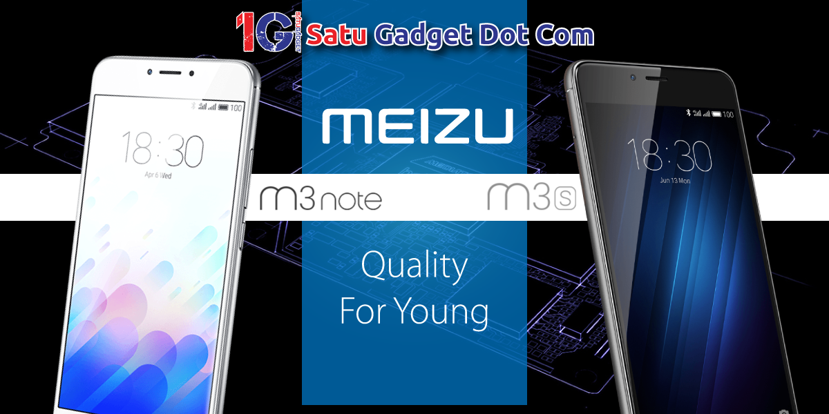 Meizu M3s and M3 Note Available for Pre-Orders