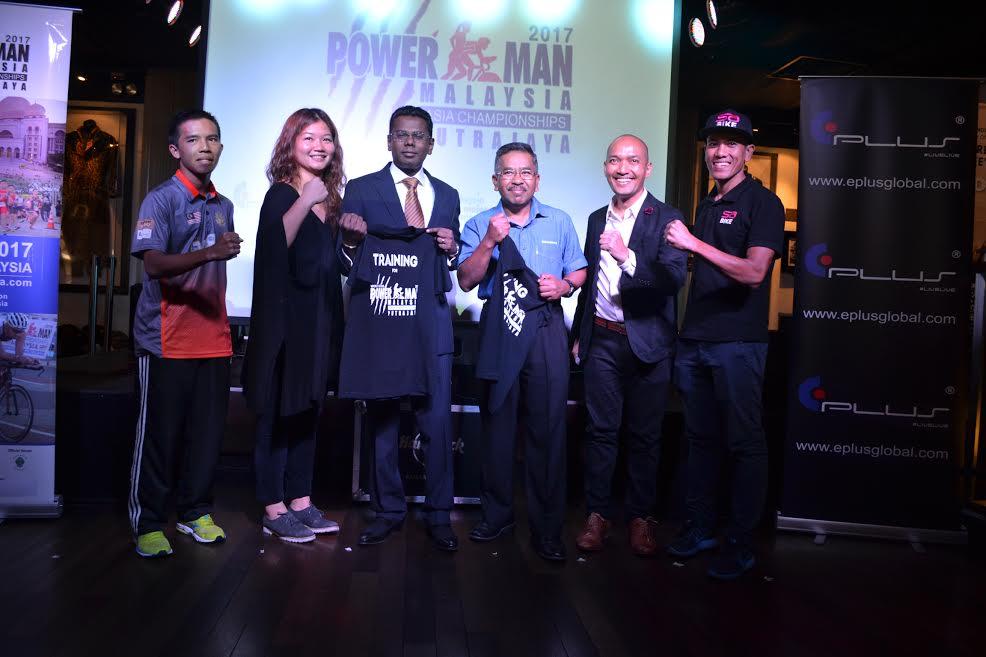 Powerman Asia Duathlon Championships 2017