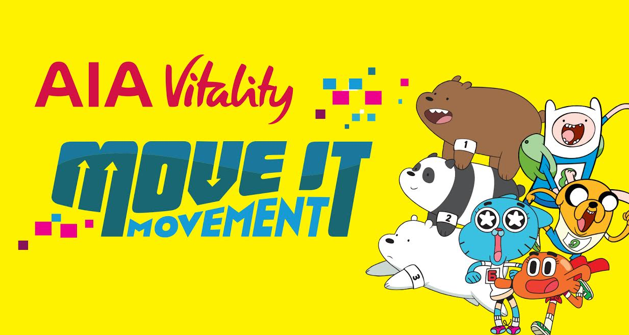 AIA Vitality Move It Movement