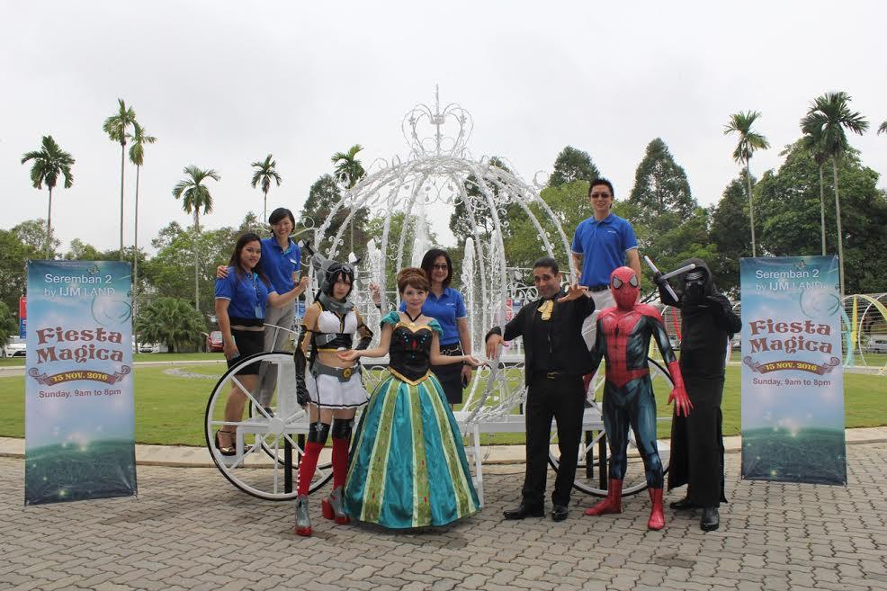 IJM Land's Fiesta Magica Carnival