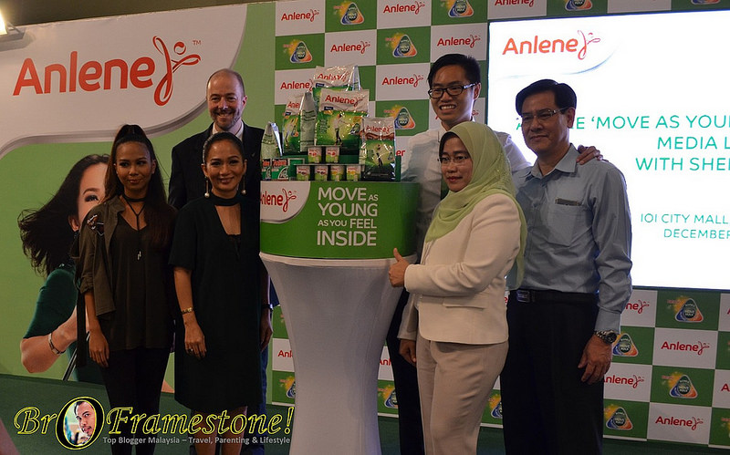 "Anlene MoveMax Launch of ""SINARAN"" with Sheila Majid"
