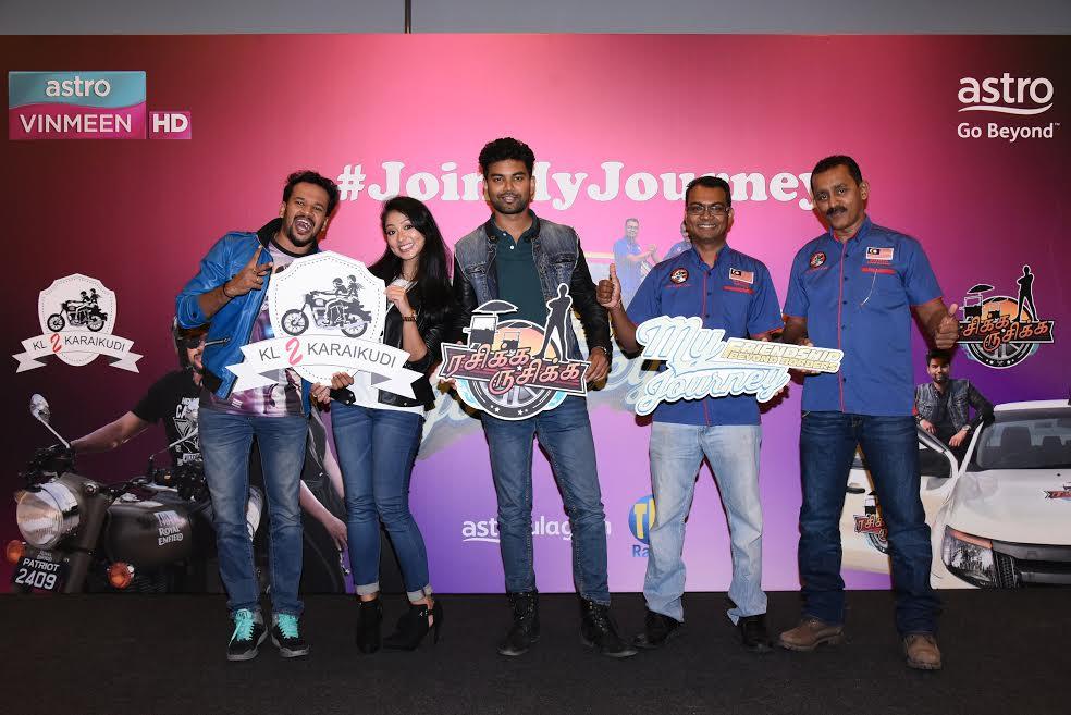 Astro Vinmeen HD Premieres 3 Lifestyle Programmes