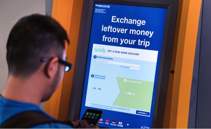 TravelersBox – More Ways for Travelers to Convert Spare Foreign Change