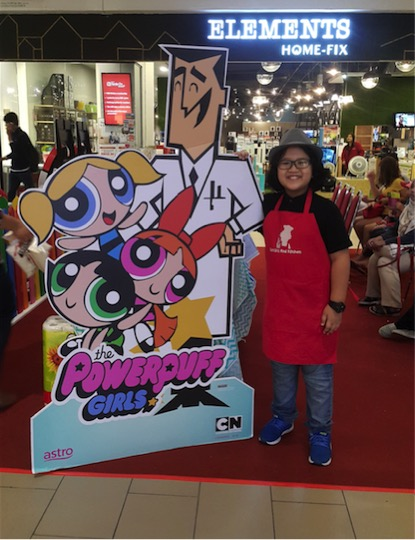 Cartoon Network Launches POWFACTOR with Danish Harraz