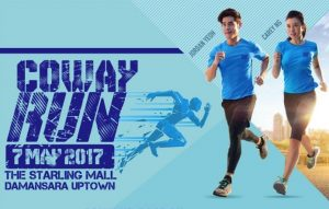 Coway Run 2017 Starling Mall