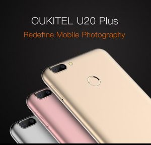 Oukitel U20 Plus is available now in Malaysia