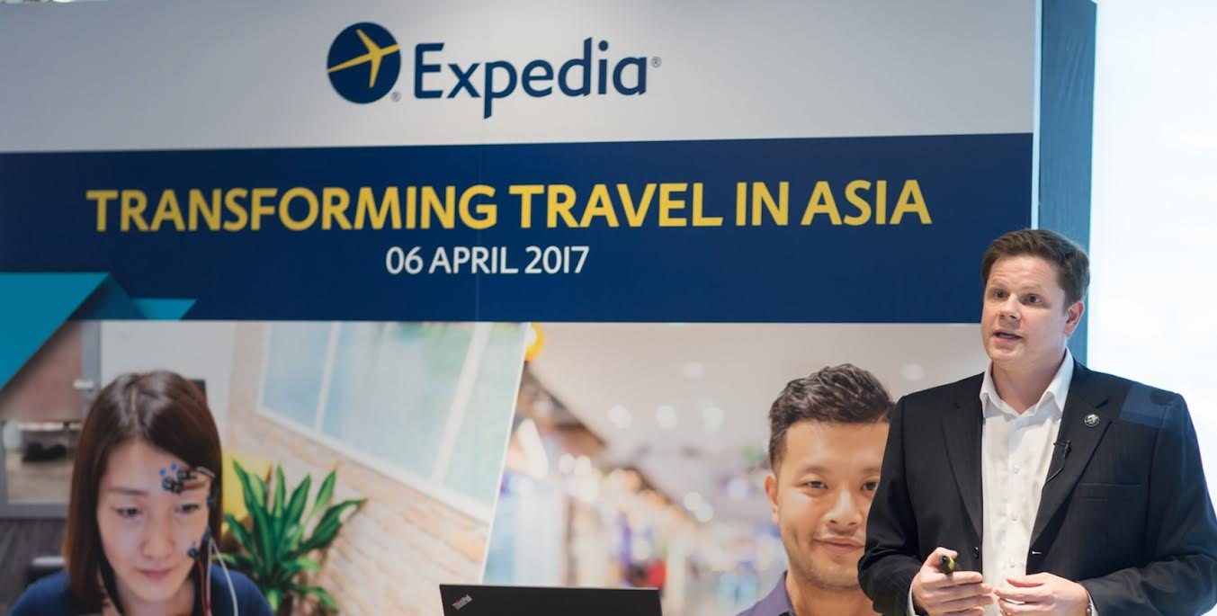 First 'Expedia Innovation Lab' is Launched in Asia Pacific