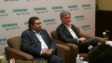 Siemens Set to Invest EUR100 Mil in Malaysia