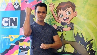 Alif Satar - Guest Star in special Ben 10 episode this June