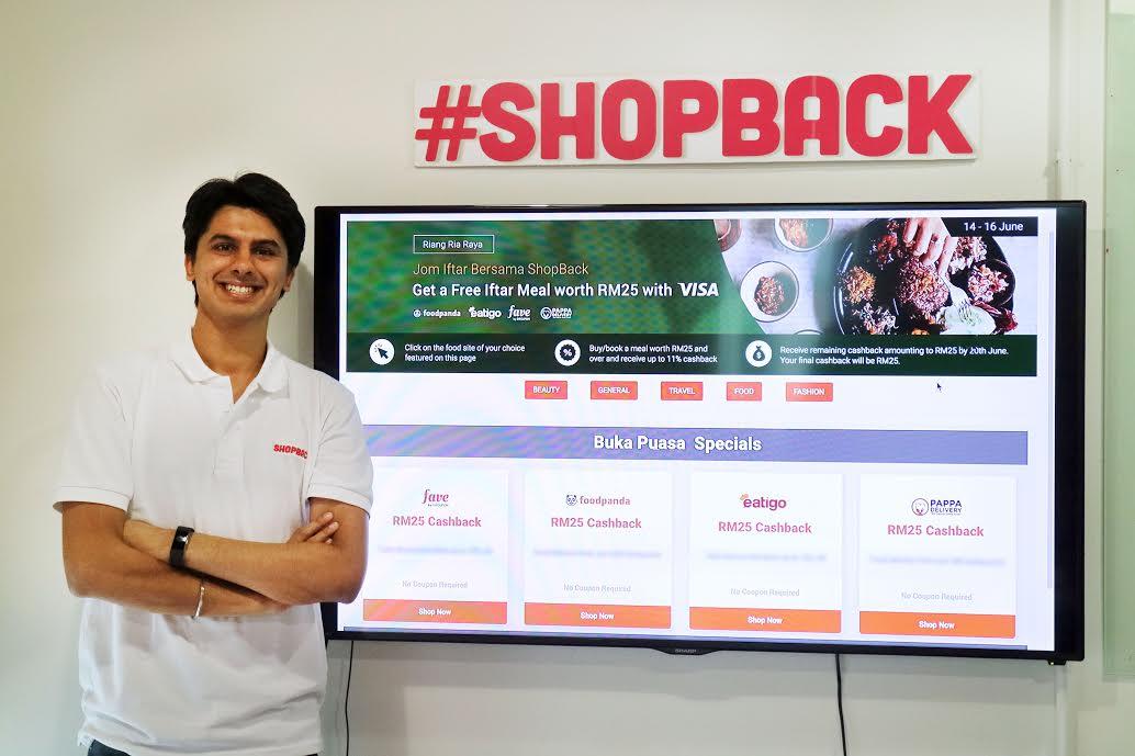 Visa Partners ShopBack to Host 'Jom Iftar Bersama ShopBack' Campaign