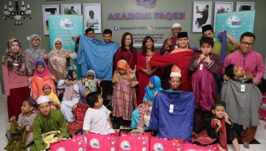 Breeze Malaysia Brings Smiles to Special Needs Children