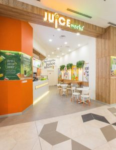 Juice Works Starling Mall