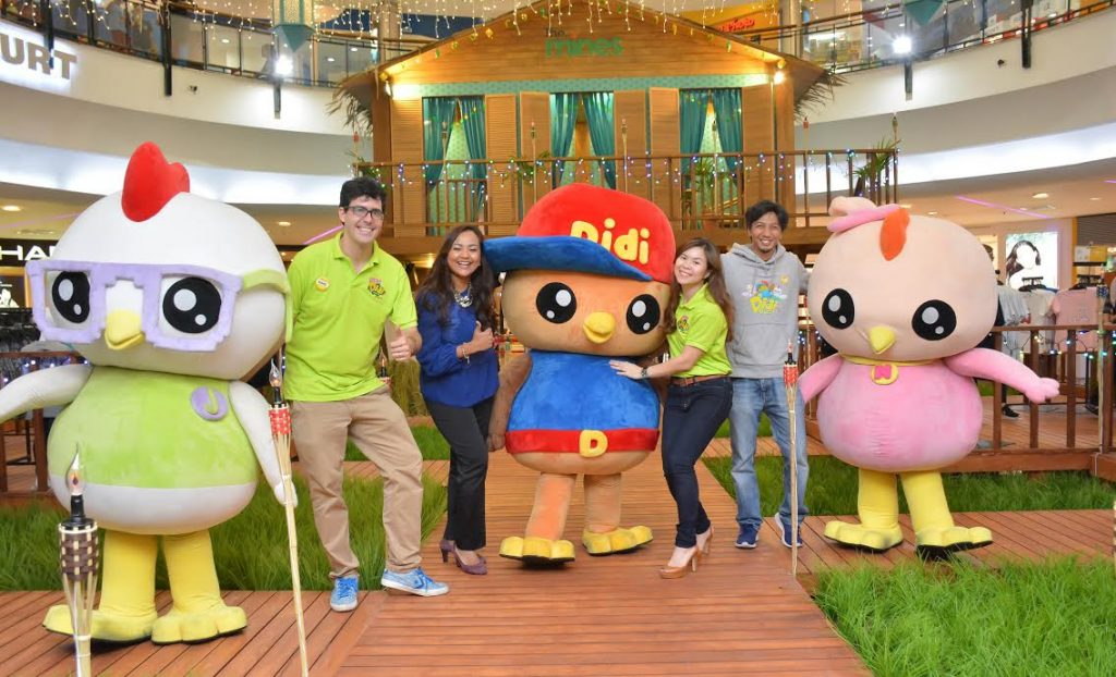 Playtime with Didi & Friends at The Mines Shopping Mall