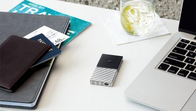Western Digital Unveils Its First WD Portable SSD